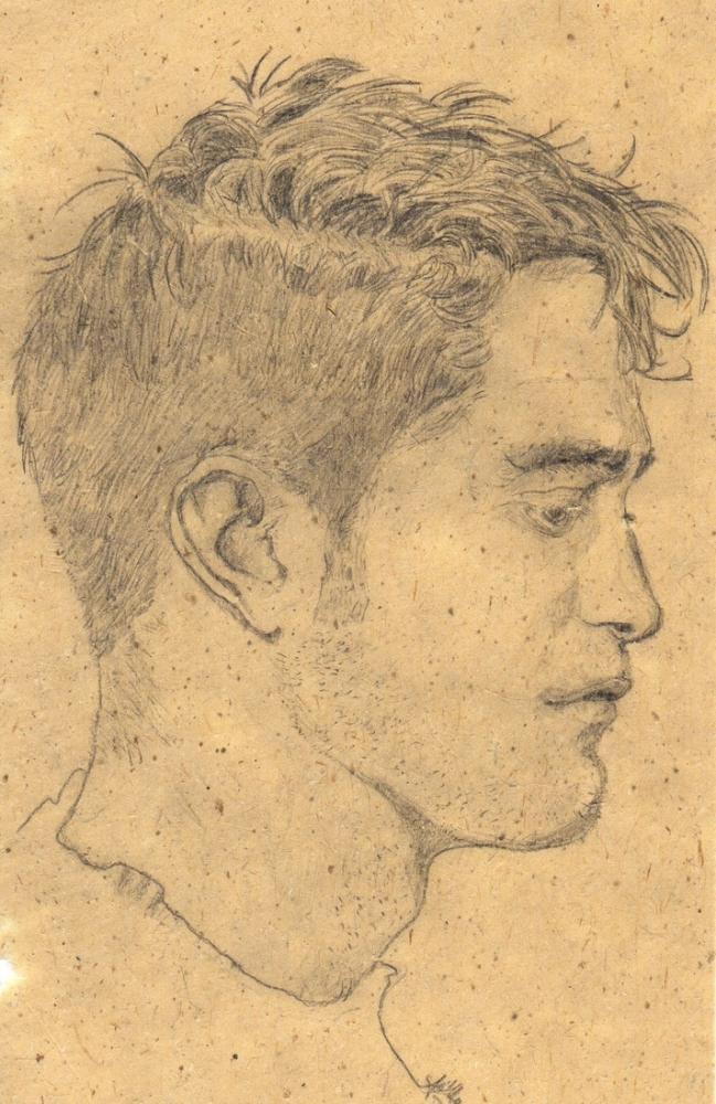Robert Pattinson by Gomino